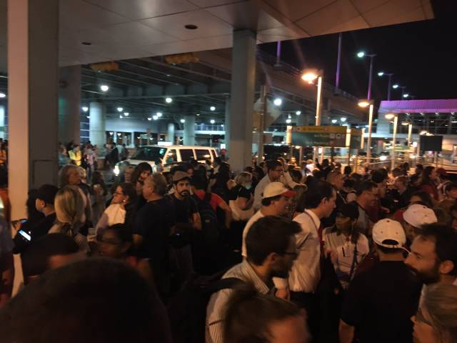 2 terminals at JFK airport resume operations after gun scare
