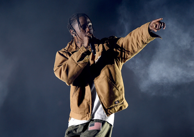 Travis Scott Fan Critically Injured After Jumping From The Balcony; Cops Investigating