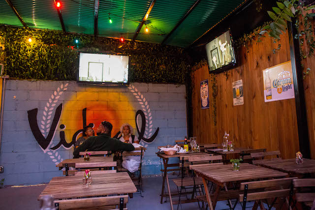 Formerly Vacant Lot In East Harlem Now Serving Great Brazilian Food