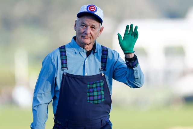 Bill Murray To Release Debut Album This Year