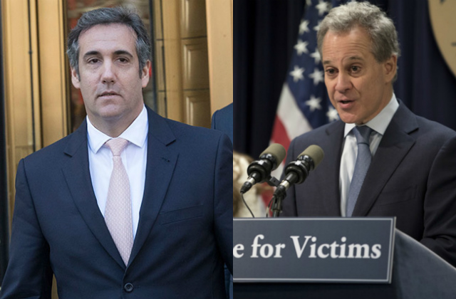 Trump was told of Schneiderman assaults years ago, lawyer says