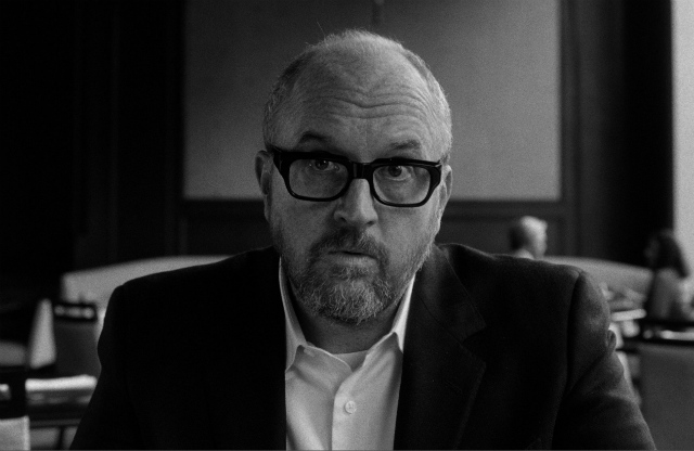 Watch the first trailer for Louis CK's