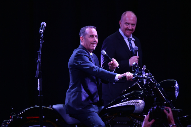 'Jerry Before Seinfeld,' Jerry Seinfeld's first Netflix stand-up special, premieres in September