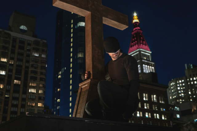 The New 'Daredevil' Season 3 Trailer Hits a Bullseye