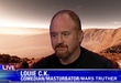 Louis C.K. Goes On Mars Truther Twitter Odyssey