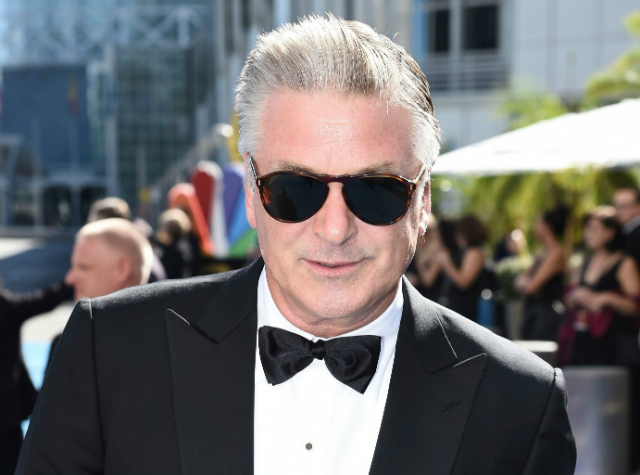 Alec Baldwin Arrested For Punching Man In The Face Over Parking Spot