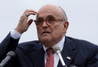 Rudy Giuliani's Divorce Proceedings Are Going Swimmingly