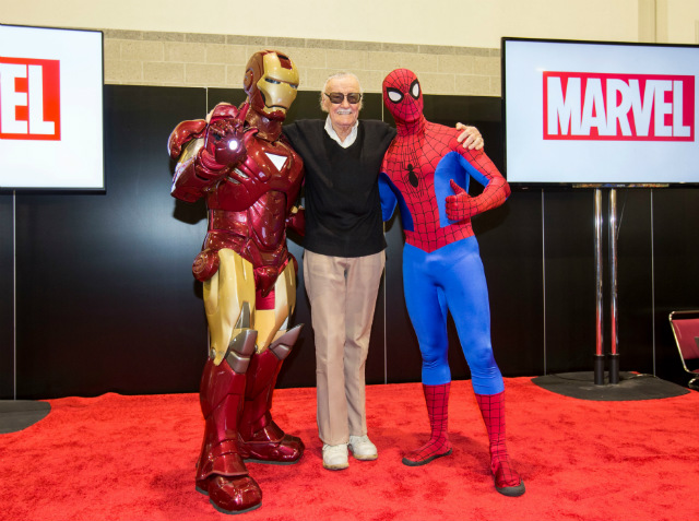Emotional fans pay tribute to Stan Lee