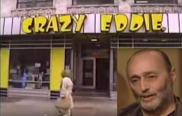 Eddie Antar, owner of Crazy Eddie retail chain, dead at 68
