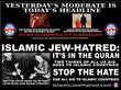 Anti-Muslim Group Plastering Islamaphobic Ads On MTA Buses, Subway Stations