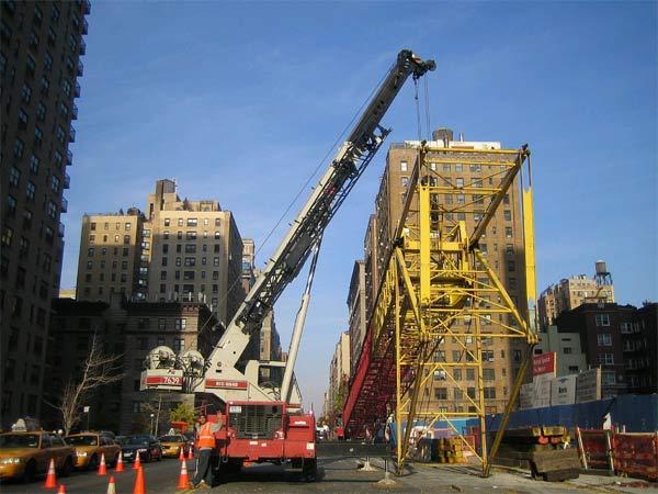 building construction. new uilding construction
