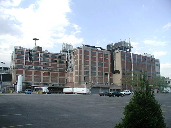 Pfizer on Flushing Ave, image courtesy of Gawker.com