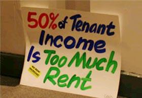 50% of Income