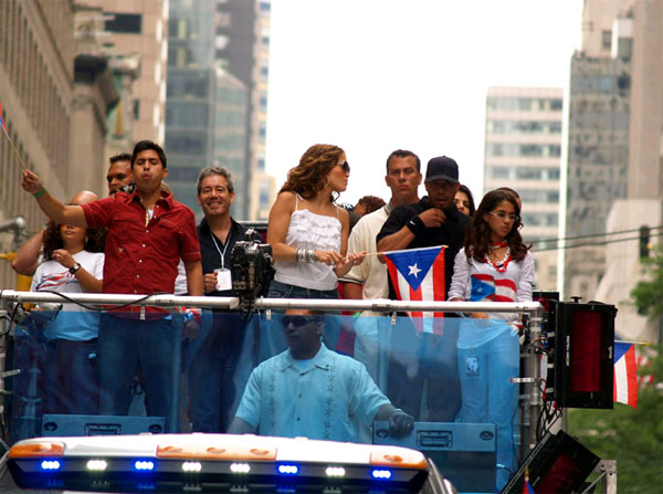 Today shows how proud I am to be Puerto Rican.""