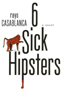 6 Sick Hipsters Book Cover