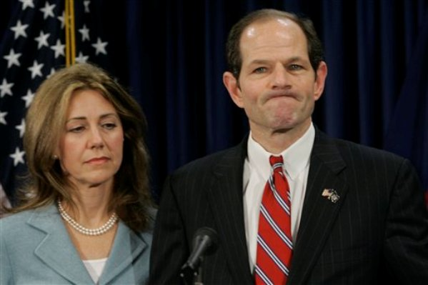 Governor Spitzer Involved with Prostitution Ring; Spitzer Has Not ...