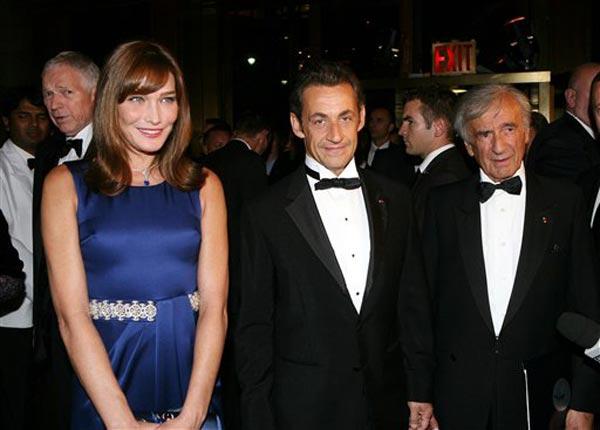 Discours du Président Nicolas Sarkozy à la Fondation Elie Wiesel (avec vidéo – 22/08/08)