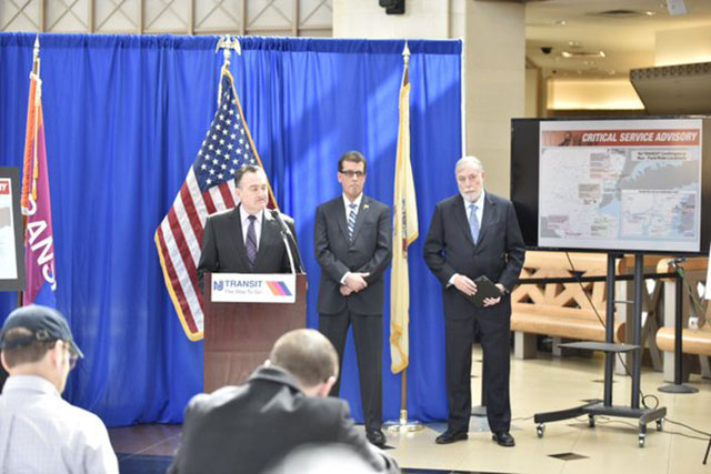 NJ Transit Strike Contingency Plans Hashed Out