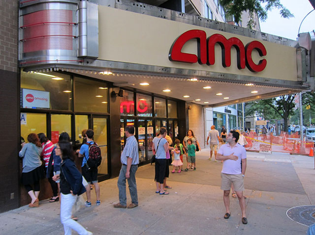 AMC Theatres Brings Reserved Seating to All New York City Manhattan Locations