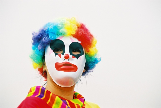 Knife-Wielding Clown Torments Subway Riders on Upper East Side