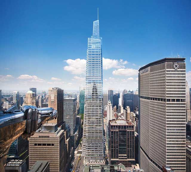 Soon-to-Be Second Tallest NYC Building Breaks Ground Today