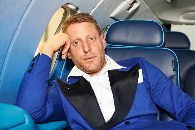 Fiat CEO's grandson Lapo Elkann 'fakes kidnapping during Thanksgiving with escort'