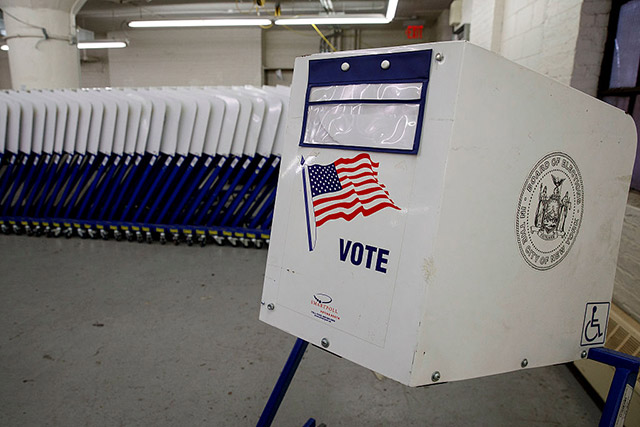 Judge: No sharing selfies with marked California ballots
