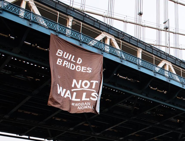 build bridges not walls essay