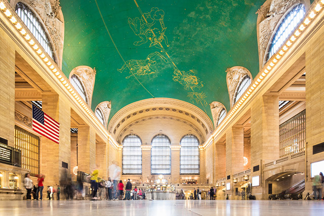 Amtrak May Relocate to Grand Central Terminal This Summer