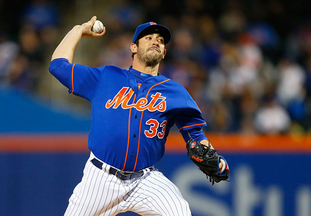 Mets suspend pitcher Matt Harvey for 3 days