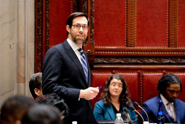 NY's State Sen. Squadron resigning over 'special interests'
