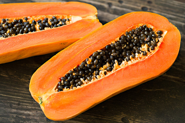 Salmonella poisoning traced to papayas has made its way to MI