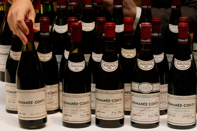 Man Who Stole $1 2 Million In Wine From Goldman Sachs CEO