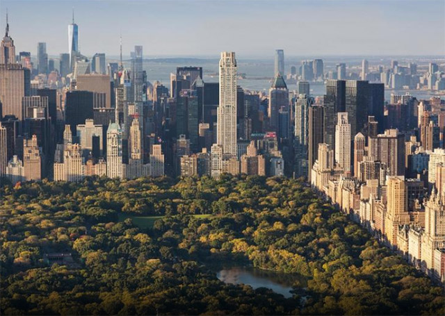 Hedge Funder Buys $238 Million Central Park South Penthouse