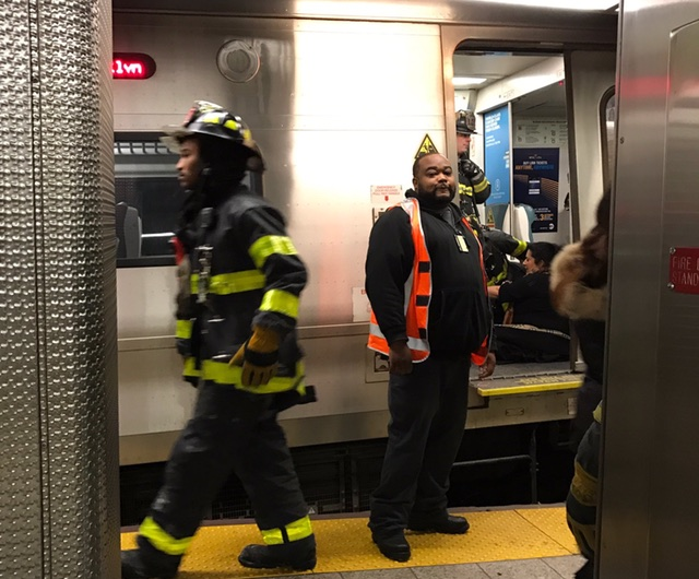 FDNY handling derailment of LIRR train with at least 76 hurt