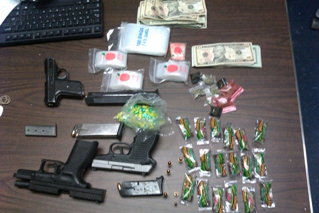 Biggest Drug Bust Money