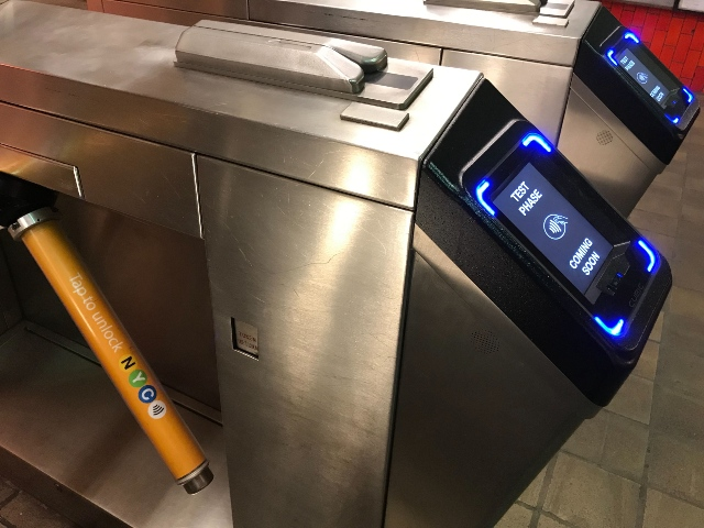 MTA will soon begin testing new swipe-free payment system