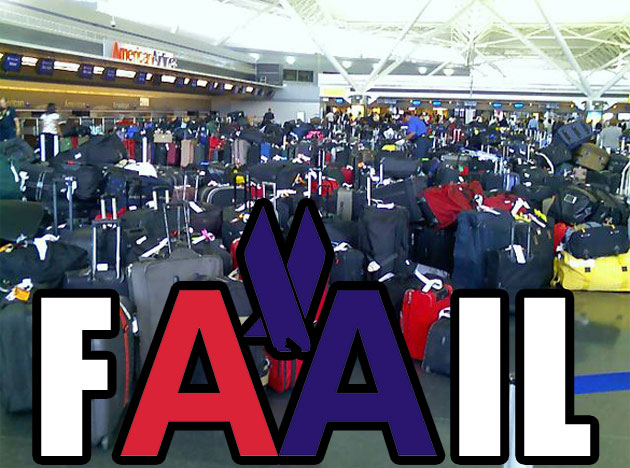 American Airlines Baggage Tracking