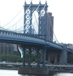 Giant Palestinian Flag Unfurled From Manhattan Bridge To Protest Israeli Attacks On Gaza