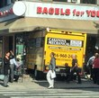Truck Driver Plows Into Forest Hills Bagel Store, Injuring 4