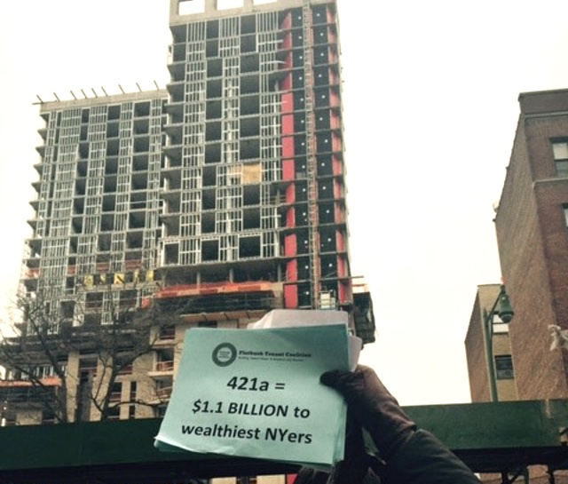 Contractors Getting Rich, Exploiting Workers Under De Blasio's Affordable Housing Plan