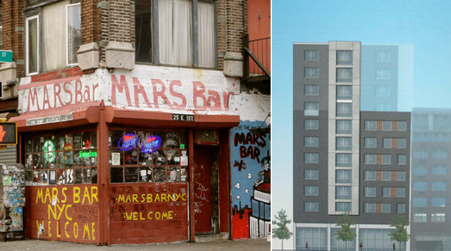 mars bar nyc. Last Call for Mars Bar,