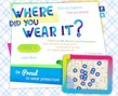 Condoms With QR Code Tell Us Where You Been Doin' It