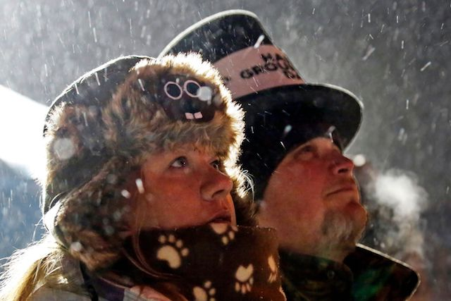 Groundhog Day: Put away the shovels, Punxsutawney Phil makes popular prognostication