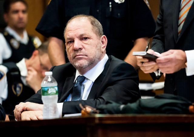 Harvey Weinstein accused of sex attack on model aged 16