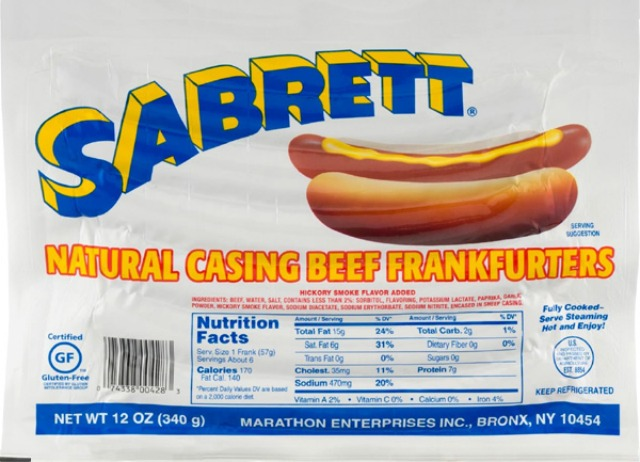 Millions Of Pounds Of Hot Dogs Recalled Due To Bone Fragments