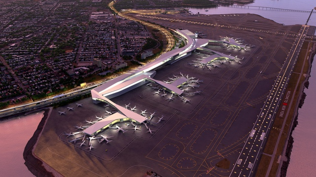 Delta's LaGuardia renovation plan approved, without Goldman Sachs financing