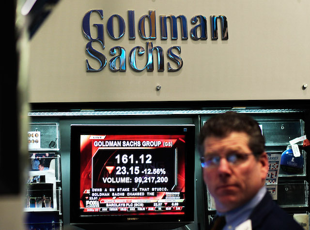 Goldman Sachs Is Biased Against Black Workers, Suit Says