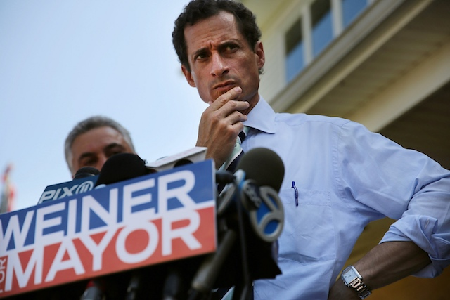 Weiner's lawyers cite 'remarkable progress' in probation request