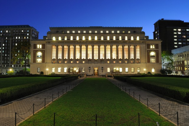 Columbia University suspends some wrestlers from competing